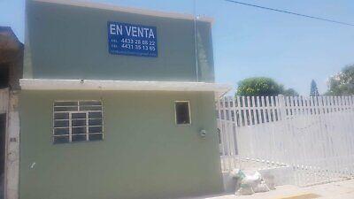 Vendo Casa en Tuxpan a solo 20 min de Cd. Hidalgo, Mich