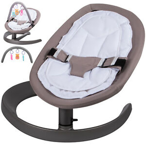 super popular 4fd9d 1d7e7 Details about Electric Baby Rocking Chair Crib Cradle Auto Newborns Soothe  Baby Sleep Bed