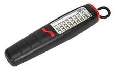 Sealey LED307 Rechargeable Inspection Lamp 24 SMD + 7 LED Lithium-ion