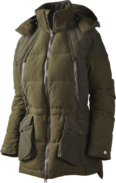 Seeland invierno chaqueta polar Lady-viento-y resistente al agua-warm-thinsulate