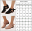 Women-Ankle-Short-Boots-Casual-Mid-Block-Flat-Heels-Chunky-Booties-Shoes-Size-10 thumbnail 12