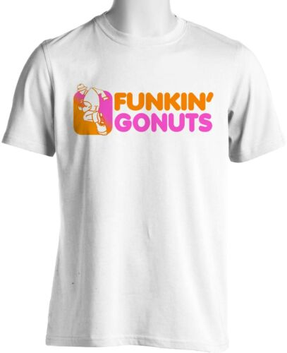 Funk and Go Nuts T Shirt Funny Jimmy Fallon Tonight Show Small to 6XL Big Tall