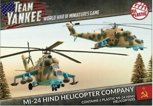 Flames-Of-War-Equipe-Yankee-Ww-III-Mi-24-Arriere-Helicoptere-Compagnie