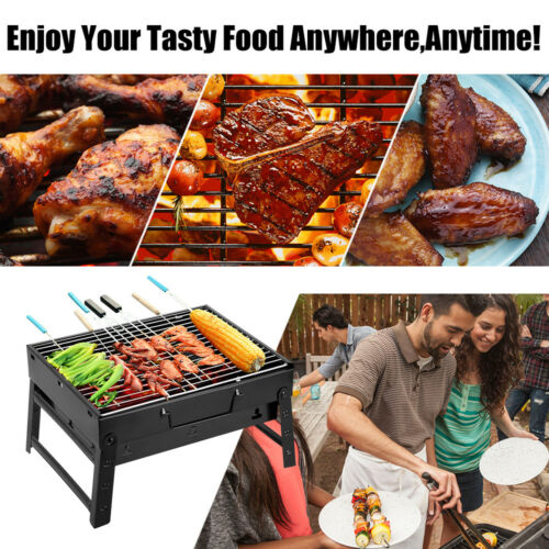 Camping BBQs & Grills Sporting Goods Outdoor Portable Grill