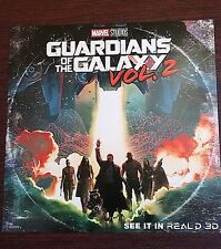 """Guardians of the Galaxy Vol 2 Mini Poster Limited Edition 12""""X12"""" Rare & NEW"""