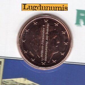Pays Bas 2020 2 Centimes d'euro BU FDC Pièce neuve du coffret - Netherlands