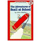 I Can Read Level 2: The Adventures of Snail at School by John Stadler (1995, Paperback)