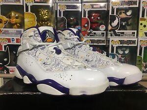 jordan 6 rings Lakers size 11 | eBay