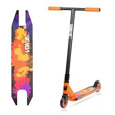Vokul VK3 T-Bar Pro Stunt Scooter T-Orange