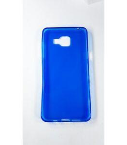 Funda-de-gel-TPU-carcasa-protectora-silicona-para-Samsung-Galaxy-A5-2016-Azul