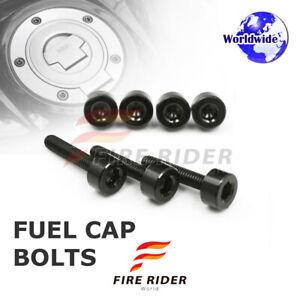 CNC Fuel Tank Gas Cap Bolt Screw Fits Honda CBR 900RR 1000RR CB600F Hornet