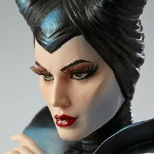 Enesco Live Action Disney Maleficent Sleeping Beauty Angelina Jolie Figurine