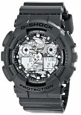 G-Shock GA100CF-8A Special Color Models Luxury Watch - Grey/Camouflage / One