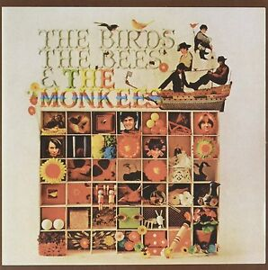 NEW-CD-Album-The-Monkees-The-Birds-and-the-Bees-Mini-LP-Style-Card-Case