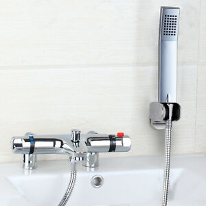 Thermostatic Bathroom Shower Mixing