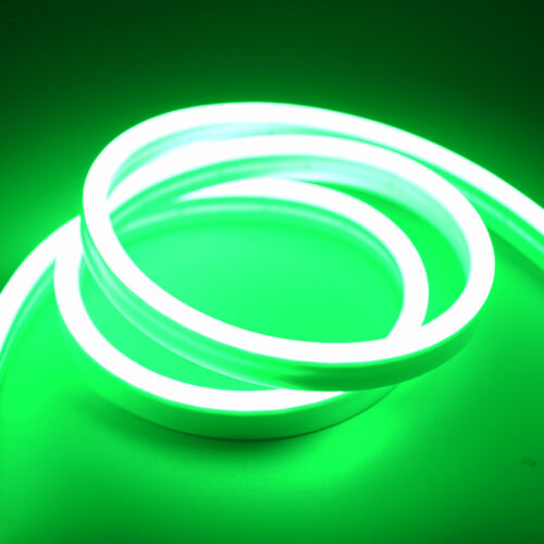 Flexible LED Strip Waterproof Neon Lights DC12V SMD2835 Silicone Tube 1m-5m Lamp