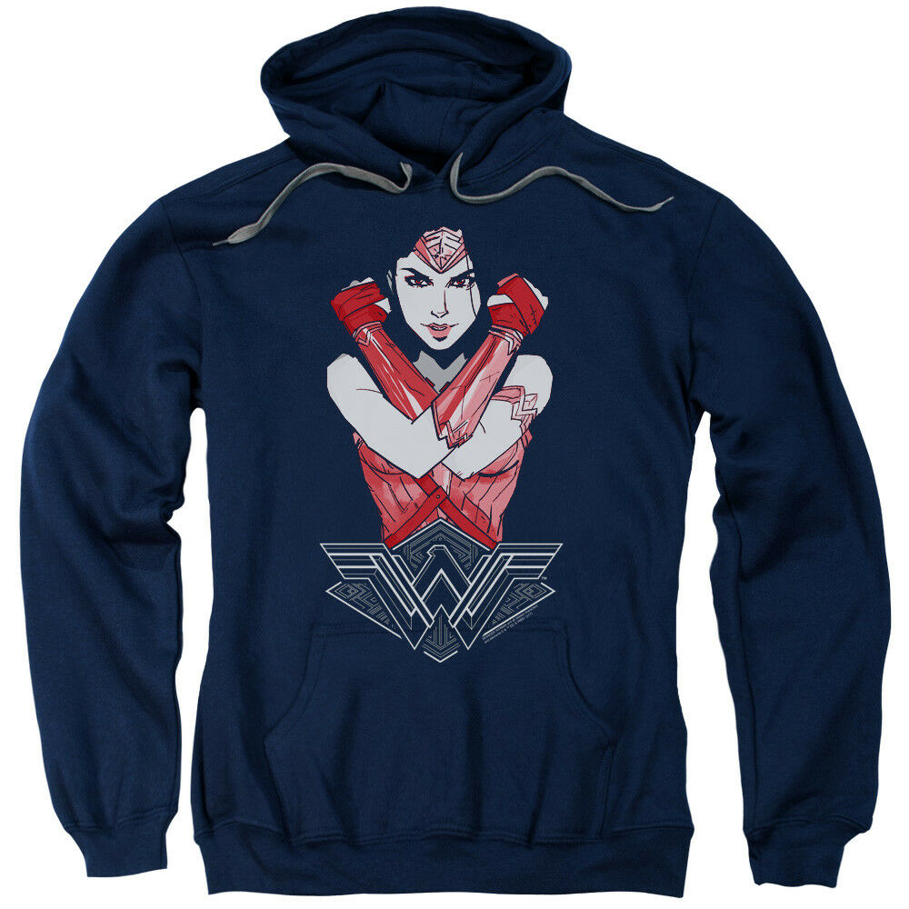 Wonder Woman Movie Amazon Pullover Hoodies for Men or Kids