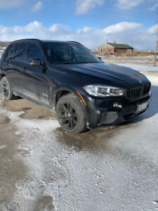 2016 BMW X5 M sport premium package