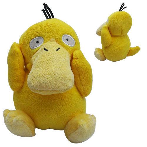 Pokemon Anime Psyduck 15cm Soft Plush Stuffed Doll Toy KPT