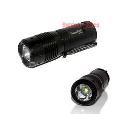1pcs New MINI UniqueFire CREE XM-L U2 LED 5Mode 650 Lumens 16340 Flashlight