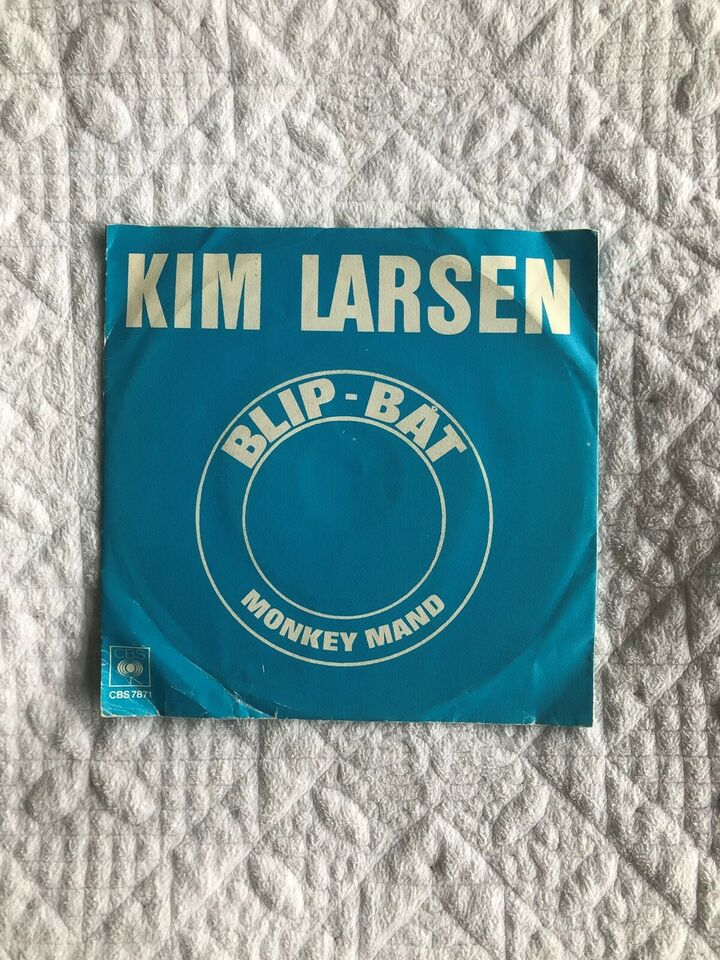 Kim larsen : Blip-But, rock