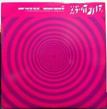 "Jimmy Van De Velde - Smoking Visions Ep 12"" Mint- Hypno 004 France 2001 Record"