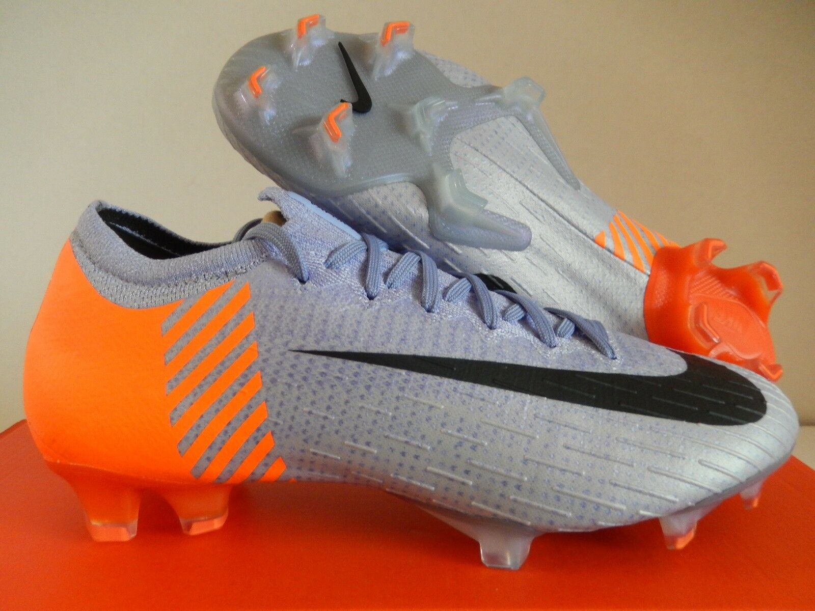 nike mercurial vapor sz 12 elite 360 fg id purple-orange-black sz vapor 6,5 [aj6735-994] ad8c42