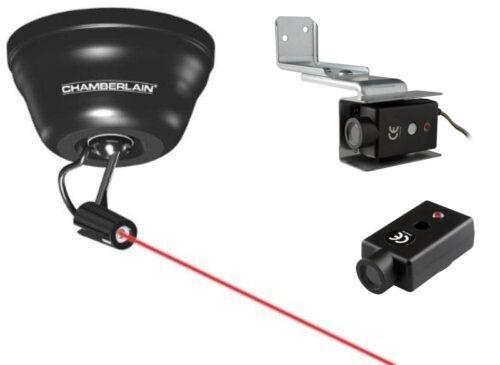 Laser Parkassistent 975EML inkl Infrarot Lichtschranke 770E und Zubehör