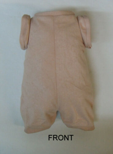 "Doe Suede Body for 26/"" Dolls Full Jointed Arms Full Straight Legs #512ST"