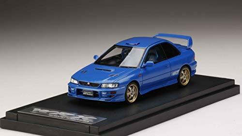 PSL 1 43 Subaru Impreza WRX type R STi Version VI Limited 1999 (GC 8)   316