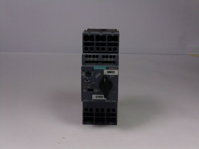 Siemens 3RV2021-4CA20 Circuit Breaker 17-22A Max Class 10  USED