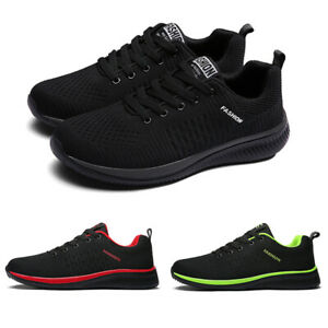 Herren Damen Sneaker Sportschuhe Turnschuhe Schnürschuhe Breathable Laufschuhe