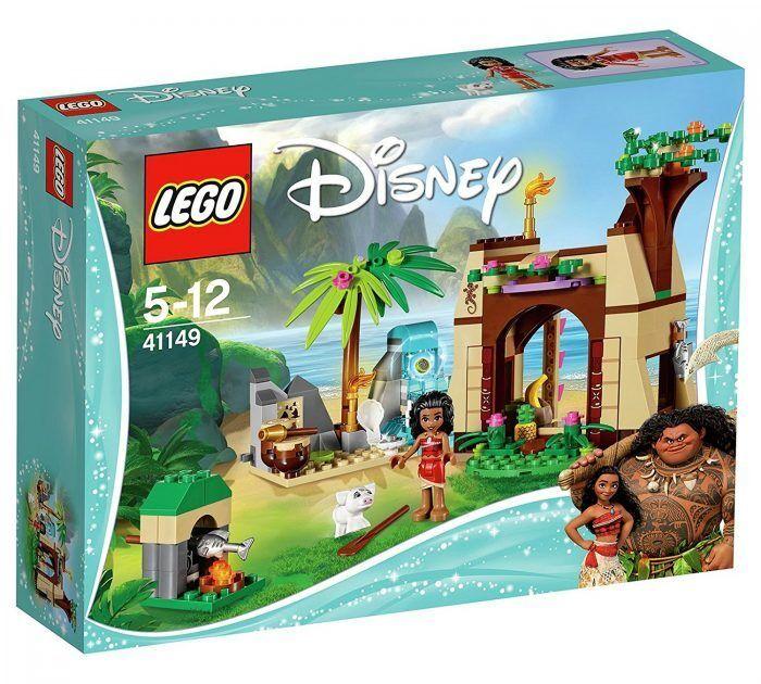 LEGO Moana's Island Adventure – 41149