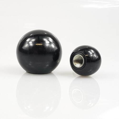 Bala botón DIN 319 e ø32 m10 íntegra-palanca botón palanca de cambio panoramicas