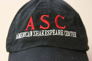 Vintage-American-Shakespeare-Center-Cap-Hat-Hipster