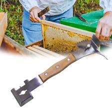 Scraping Knife Beekeeping Beekeeper Bee Hive Claw Cut Scraper Tool Pry Equipment
