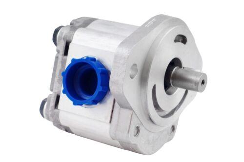 Hydraulic Gear Pump 5-25 GPM 7/8 Keyed Shaft SAE B-2 Bolts CCW Aluminium NEW