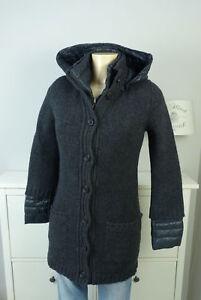 Coat Reversible It 36 De Gr Coat 42 Down Cardigan Grigio Duvetica O50qdwO