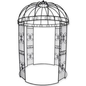 eisenpavillon pavillon rankgitter rosenbogen. Black Bedroom Furniture Sets. Home Design Ideas