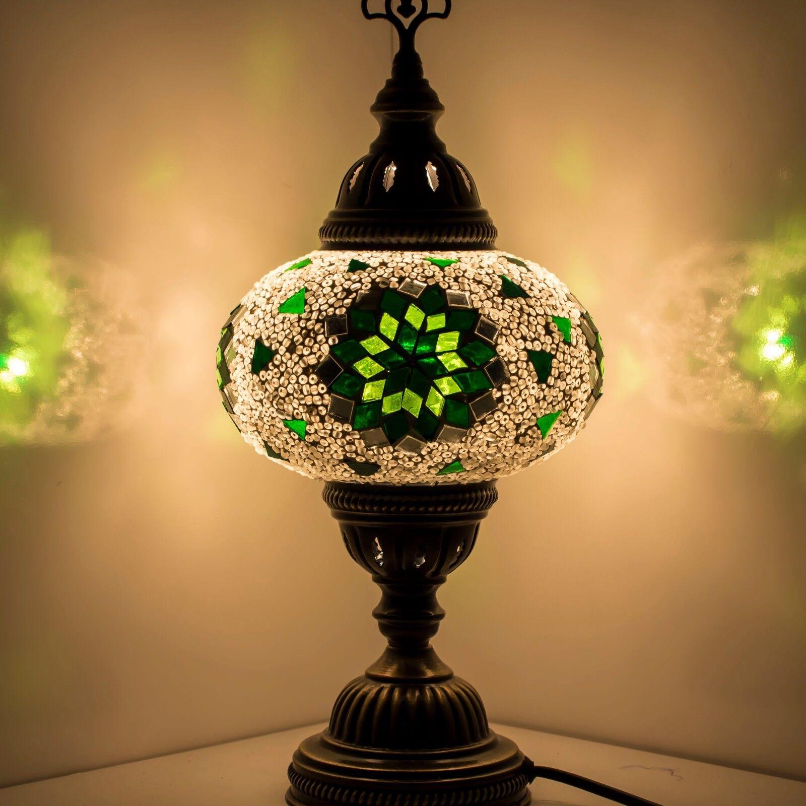 Table Table Table en mosaïque Lampe Turc Mosaïque Lampe Artisanale oriental lampe | Jolie Et Colorée  de3b38