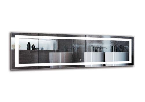 Moderne DELUXE M1ZD-47 Miroir Salle De Bain Lumineux LEDInterrupteur tactile