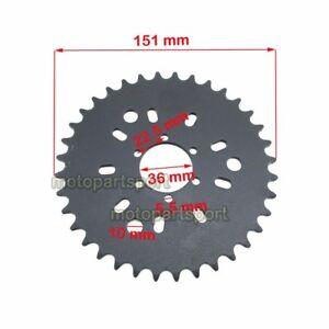 6-Hole-36Tooth-Rear-Sprocket-For-49cc-50cc-60cc-80cc-Motorised-Bicycle-Push-Bike
