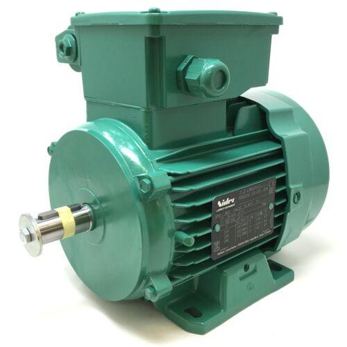 Single Phase AC Induction Motor LS80LPR//T Leroy-Somer 1.1kW 2-Pole B3 Foot