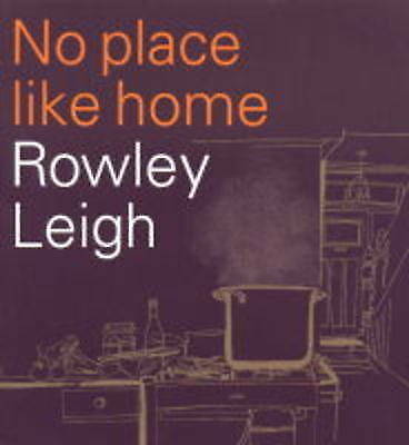No Place Like Home, Leigh, Rowley, Very Good Book