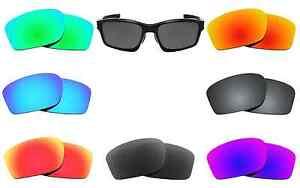 Colores Detalles En 7 Oakley Lentes Para Chainlink De Cristales Polarizados Recambio 6ybf7g