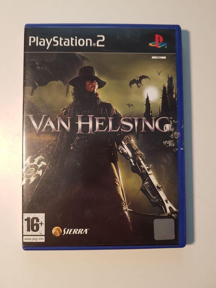 Van Helsing, PS2