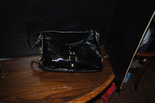 Wide Leather Tall Black Ladies The Sak Armbag 2 A Brand 7 About In Inches 11 1 vNm0w8n