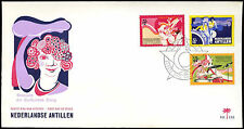 Netherlands Antilles 1974 The Younger Generation FDC First Day Cover #C26646