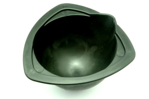 10x 115mm Width Rubber Investment Mixing Bowl Wax Casting Jeweller Dentist S7303