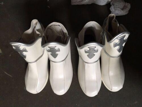 Sword Art Online SAO Asuna Asuna Yuki Flash Asuna Cosplay Shoes Boots 24CM